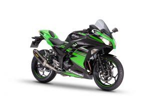 Kawasaki Ninja 300 KRT Edition Performance