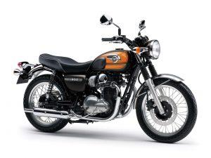 Kawasaki W 800 Final Edition