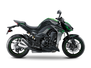 Kawasaki Z 1000R Edition Performance